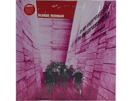 Vinil Blonde Redhead - In An Expression Of The Inexpressible
