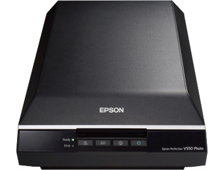 Scanner EPSON Perfection V550 photo — Scanner de Mesa