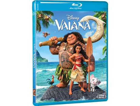 Blu-Ray Vaiana — Dos realizadores Ron Clements, Don Hal