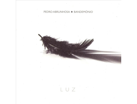 CD Pedro Abrunhosa - Luz — Pop-Rock