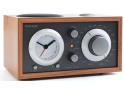 Rádio Despertador TIVOLI Model Three Cherry — Analógico