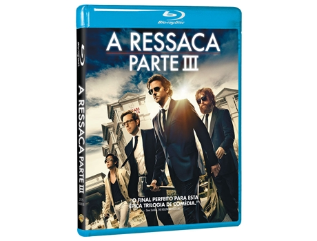 Blu-Ray A Ressaca - Parte 3 — De: Todd Phillips