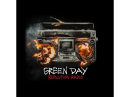 CD Green Day - Revolution Radio — Pop-Rock