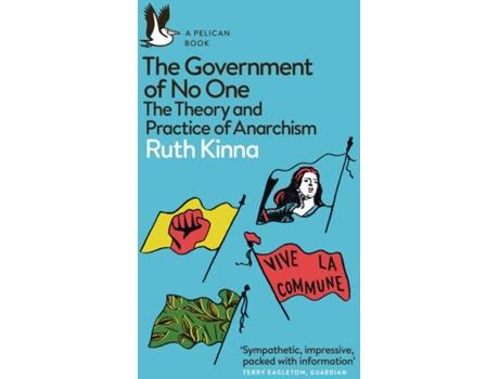 Livro The Government Of No One de Ruth Kinna