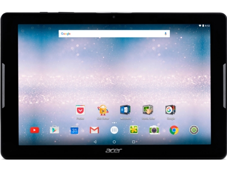 Tablet 10'' ACER Iconia B3-A30-K16R Preto — 10'' / 16 GB / Android 6.0