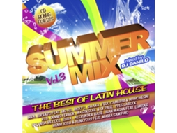 CD Summer Mix Vol.3 - Mixed By Dj Danilo — House / Electrónica