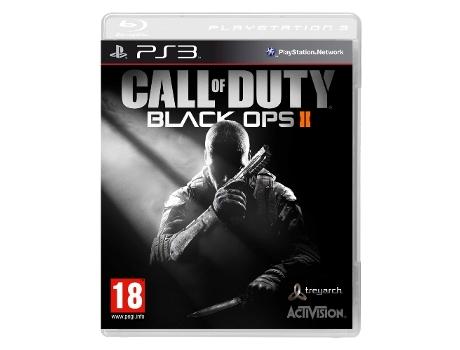 Jogo PS3 Call of Duty: Black Ops II