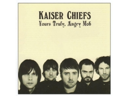 CD Kaiser Chiefs - Yours Truly, Angry Mob — Alternativa/Indie/Folk