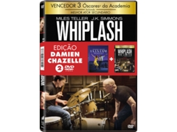 DVD Pack La La Land + Whiplash — Pack 2 filmes