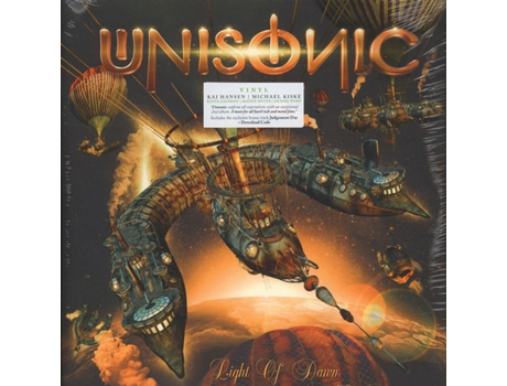 Vinil Unisonic - Light Of Dawn