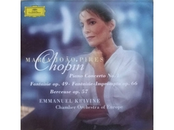 CD Maria João Pires - Chopin — Jazz