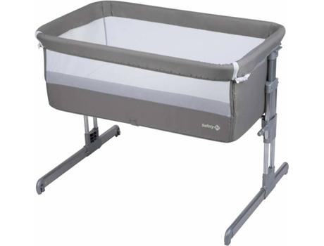S/MARCA - Berço Lado a Lado Safety 1st Calidoo cinzento quente 2105191000