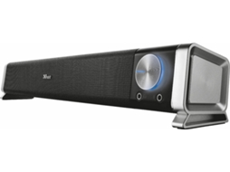 Coluna PC 2.0 TRUST ASTO Sound Bar PC — 2.0 | USB