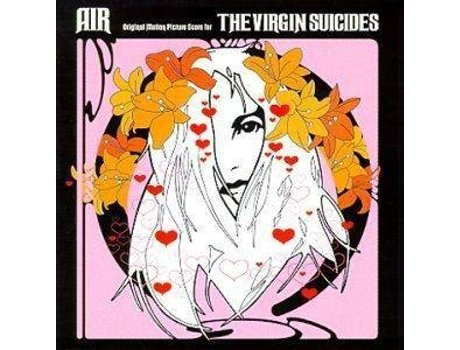 CD Air - The Virgin Sucides (OST) — Banda Sonora