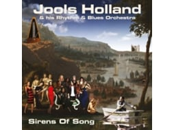 Vinil Jools Holland & His Rhythm & Blues Orche - Sirens Of Song — Pop-Rock