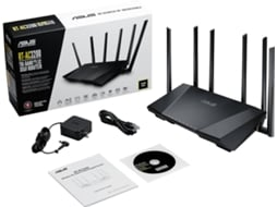 Router ASUS Gigabit RT-AC3200 — Tri-Band / Até 3200 Mbps