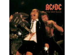 CD AC/DC - If You Want Blood — Pop-Rock