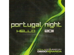 CD Portugal Night - Hello 2011 — House / Electrónica