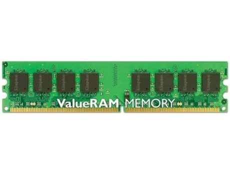 Memória RAM KINGSTON DDR II 1GB 667MHZ — 1 GB | DDR2