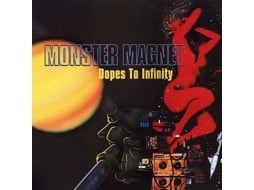 Vinil Monster Magnet - Dopes To Infinity — Pop-Rock