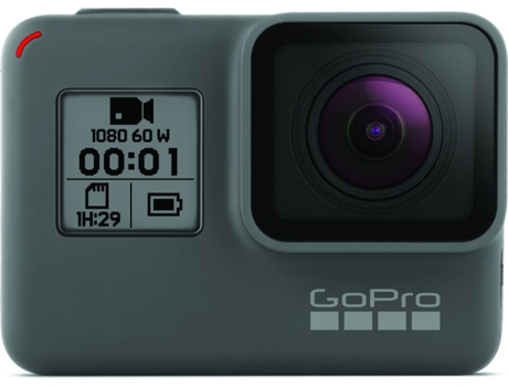 Action Cam GOPRO Hero FHD — Full HD | Wi-Fi e Bluetooth| Resistente a 10 metros s/ caixa estanque