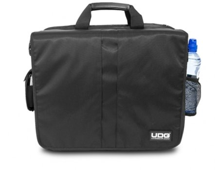 Estojo CD/LP UDG Ultimate Courierb Preto — Saco | Nylon | Preto