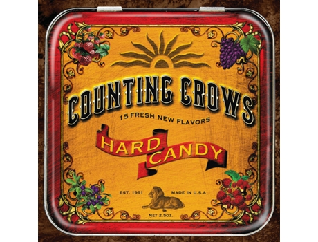 CD Counting Crows - Hard Candy
