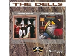 CD The Dells - I Touched A Dream / Whatever Turns You On