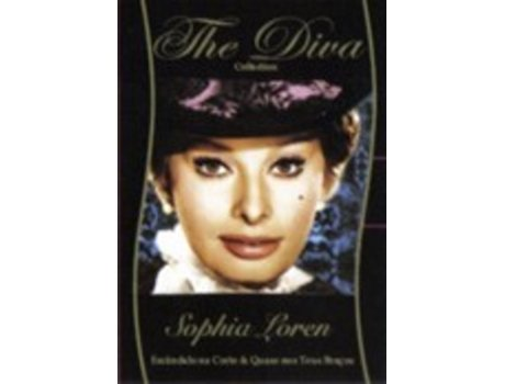 DVD Diva Collection - Sophia Loren — De: Michael Curtiz | Com: Sophia Loren, John Gavin