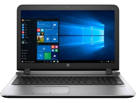 Portátil 15.6'' HP Probook 450 G3 I5-4Gb — Intel  Core i5-6200U | 4GB | 500 GB | Intel HD Graphics 520