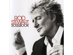 CD Rod Stewart - Soulbook