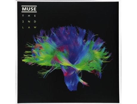 Vinil Muse - The 2Nd Law — Pop-Rock