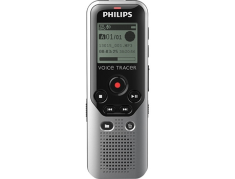Memogravador PHILIPS DVT1200 — 4GB