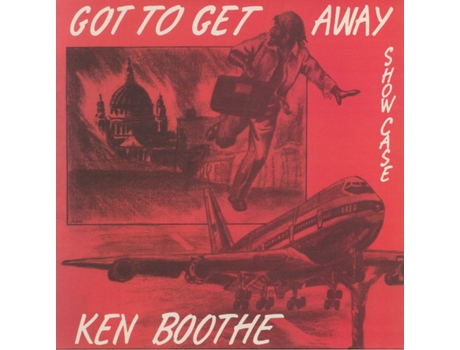 Vinil Ken Boothe - Got To Get Away Showcase