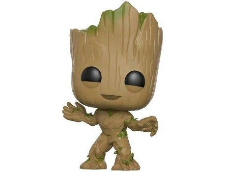Figura Pop FUNKO Guardians of the Galaxy: Groot — Marvel