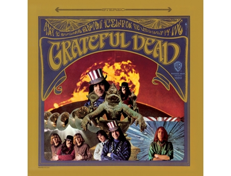 Vinil Grateful Dead - Grateful Dead — Pop-Rock