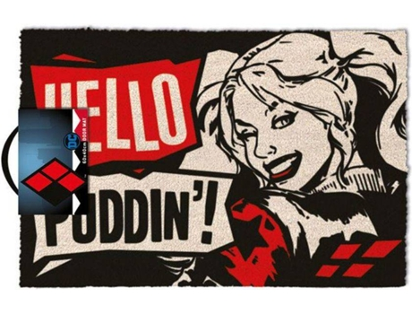 Tapete SUPERPLAY INTERNATIONAL Harley Quinn - Hello Puddin'!