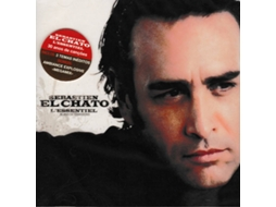 CD Sebastien El Chato - L'Essential - 30 Ans de Chansons — Pop-Rock