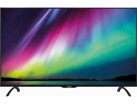 TV LED 4K Ultra HD 55'' KUBO Smart 4K WIFI — 4K Ultra HD