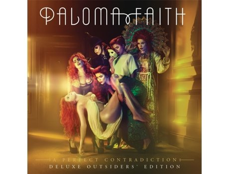 CD Paloma Faith - A Perfect Contradiction — Pop-Rock