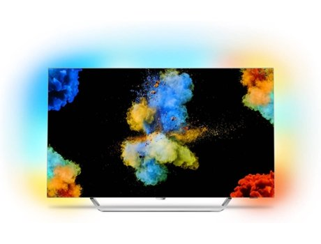 TV OLED 4K Ultra HD 55'' PHILIPS 55POS 9002/12 — 4K Ultra HD