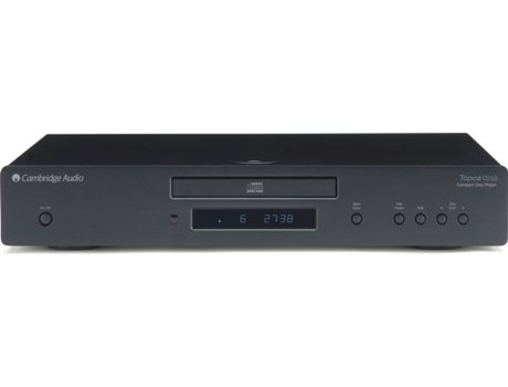 Leitor CD CAMBRIDGE AUDIO CD10B — Formatos: CD, MP3, WMA