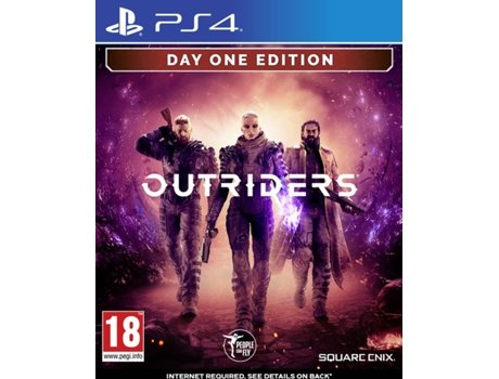 Jogo PS4 Outriders (Day One Edition)