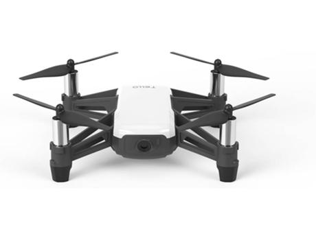 Drone DJI Ryze Tello (Autonomia: 13 min | Velocidade Máxima: 28,8 km/h) | [6515151 ]