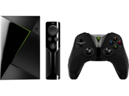 NVIDIA Shield TV 4K HDR + Comando Gaming — NVIDIA Tegra X1