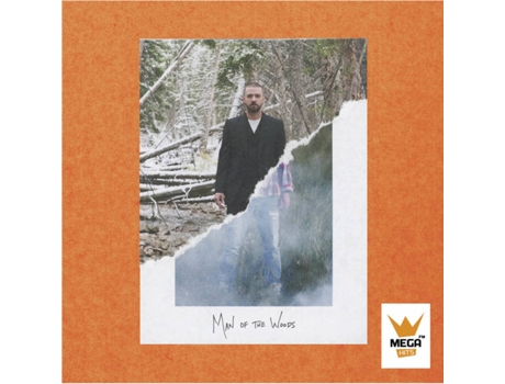 CD Justin Timberlake - Man of the Woods — Pop-Rock