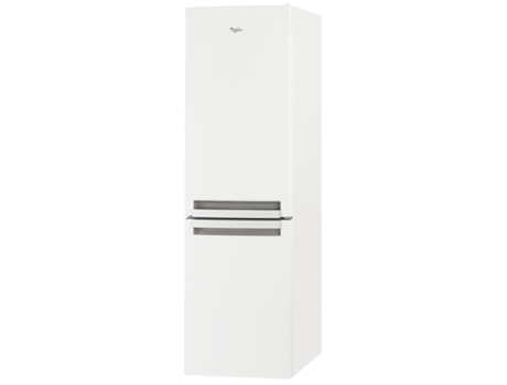 Frigorífico Combinado WHIRLPOOL Supreme BSNF 8152 W — A++ | No Frost | Refr. 222 L Cong. 94 L