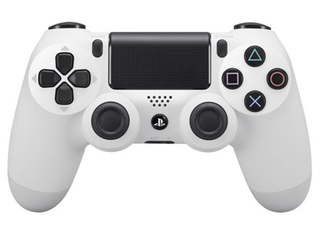 Comando SONY PS4 Dualshock 4 Branco v2 — PS4