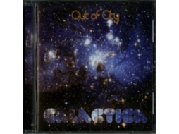 CD Out Of City - Galactica