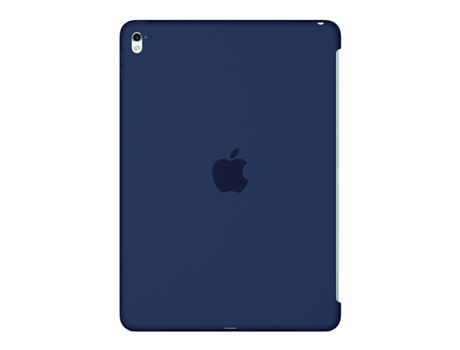 Capa iPad Pro 9.7''  APPLE Smart Cover Silicone — 9.7''/Azul Escuro